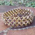 Endless cuff bracelet #1