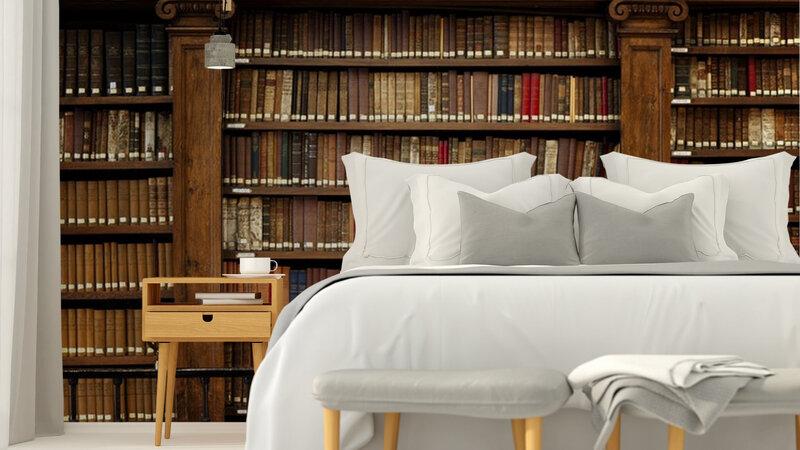 papiers-peints-pour-chambre-a-coucher-themes-livres-de-bibliotheque