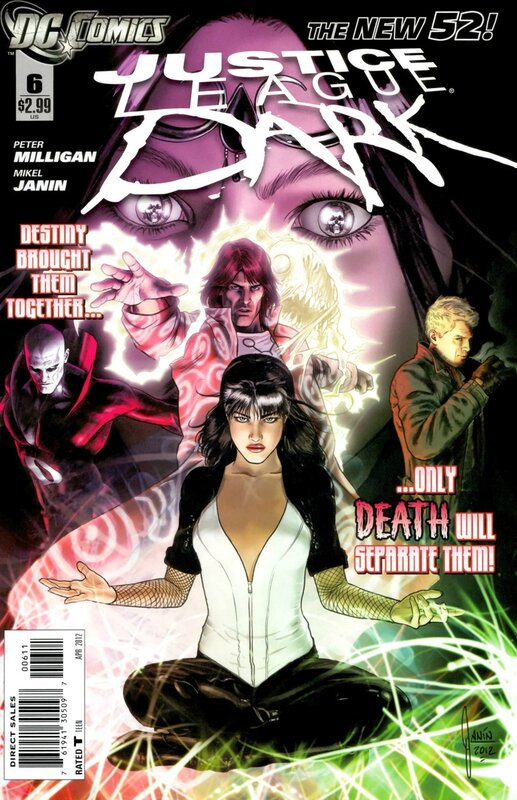 justice league dark 6