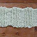 Année de la laine à felletin : ma participation... (suite)