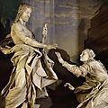 Monti, entre cavour et nazionale, la suburra (8/11). santi domenico e sisto - la sculpture « noli me tangere ».