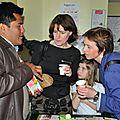 Jeudi 15 mai : visite d'un paysan péruvien