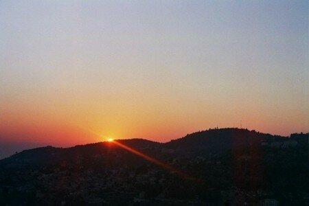 coucher_de_soleil___Beiteddine___liban