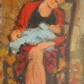 maternite année 60