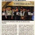 Article du progrès le 19 février 2008