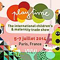 Entre cha et ra au salon playtime à paris