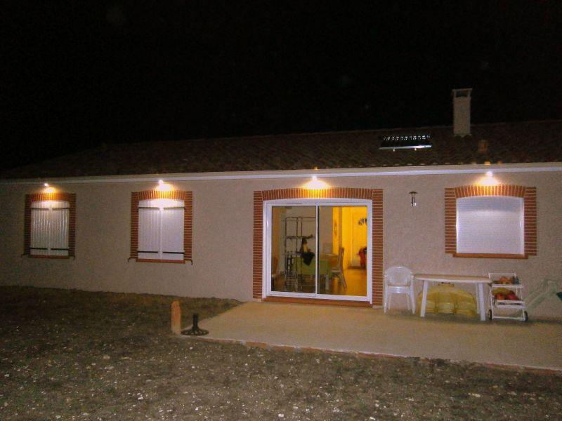 Éclairage Extérieur Maison eclairage extérieur # 2 # - notre projet de future maison