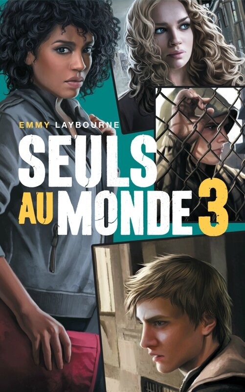 Seuls au monde Emmy Laybourne tome 03 Hachette Jeunesse Savage Drift
