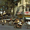 Viet Nam, 1967, Market in Saigon