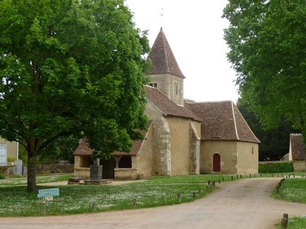 église Nohant 1