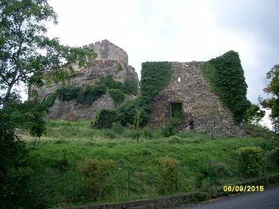 10-Château de Tournoël (63)