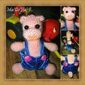 The serial crocheteuses : défi n°25