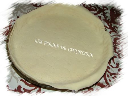 Tarte au coulommiers 3