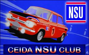01-CEIDA NSU CLUB - Gd