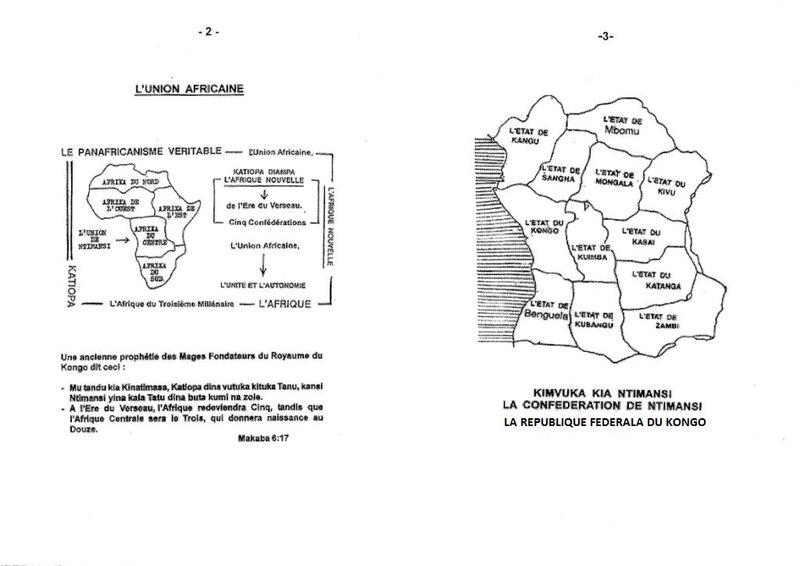 NSANDA NSUNDI EST LE NOM DU SERVICE DE SECURITE DE L'ETAT DE NSUNDI b