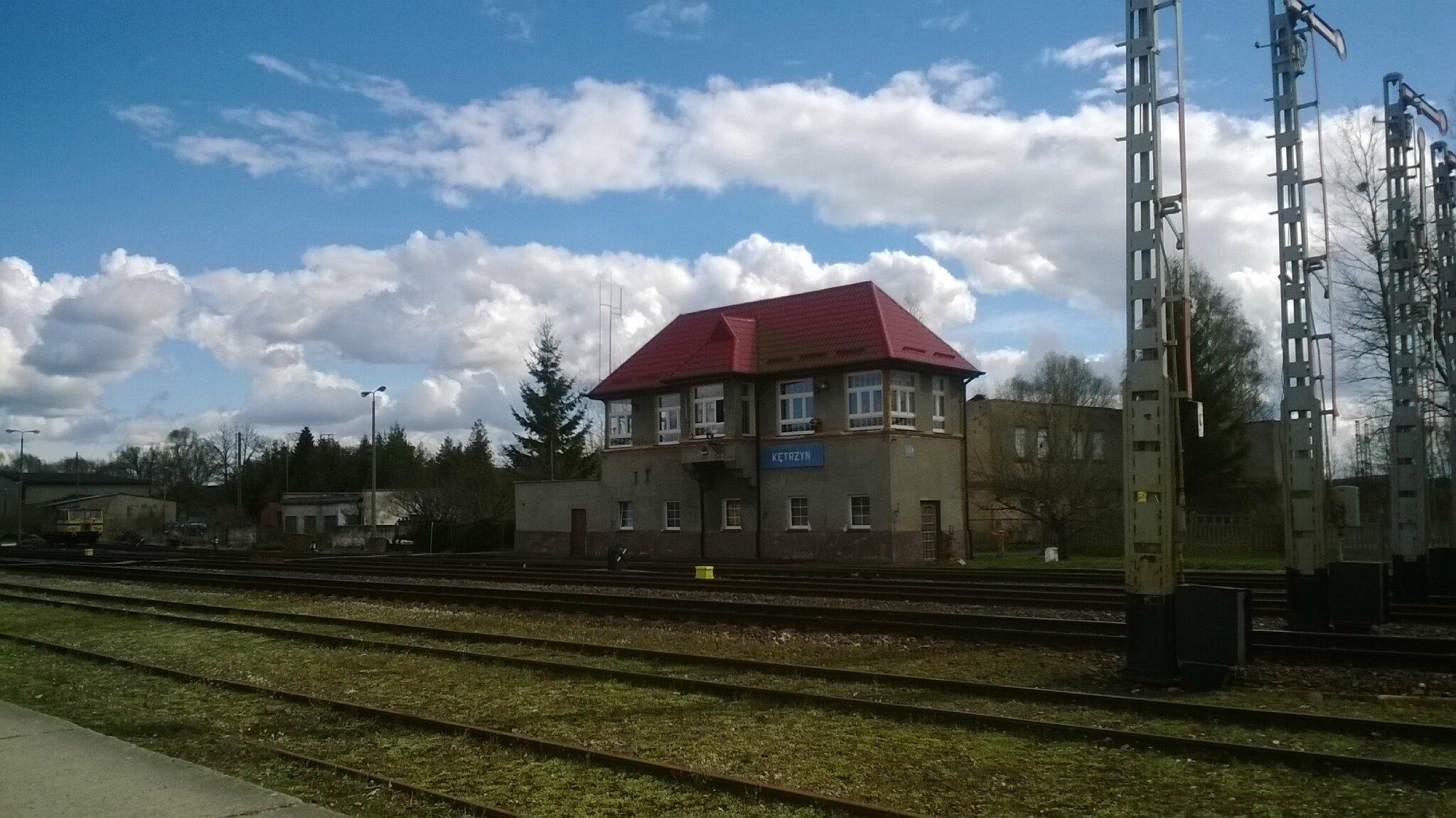 Ketrzyn (Pologne) Poste kn2