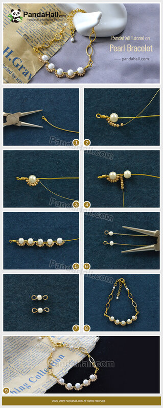 4-PandaHall-Tutorial-on-Pearl-Bracelet