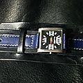 Bracelet de montre personnalisé ....
