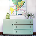 Mobilier ... commode coiffeuse * madison