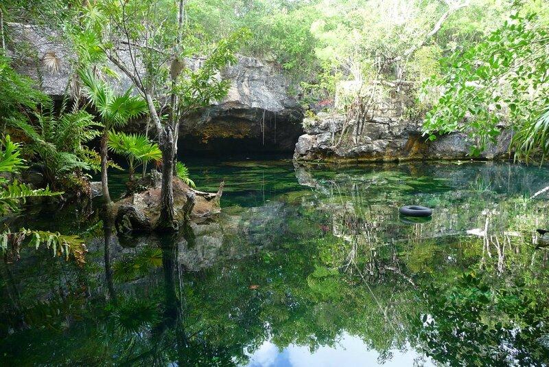 Cenotes plongées (1)