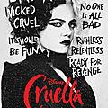 « cruella » : le plein d'images inédites !