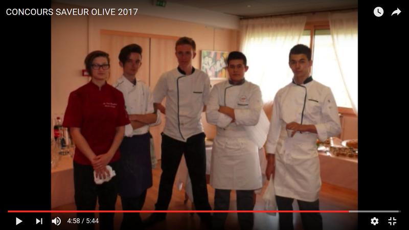 Saveurs olives