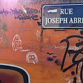 Rue joseph abria