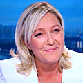 Marine le pen sur france 3 le 26/03/2015