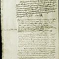 Le 10 mai 1790, mamers se démène pour obtenir un tribunal et droits d'aides encore.