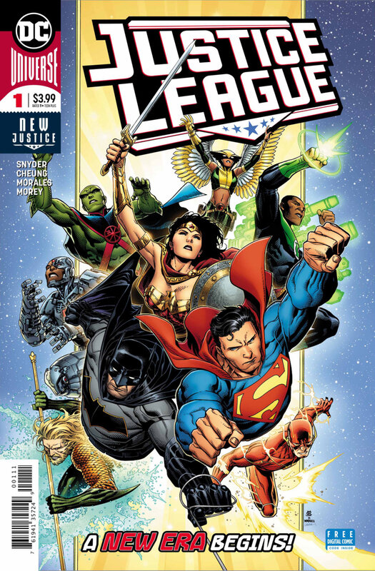 rebirth justice league V2 01