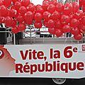Ce samedi, rdv à 14h, place de la bastille vers la place de la république