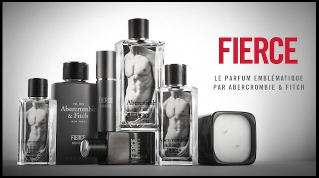 abercrombie & fitch fierce 1