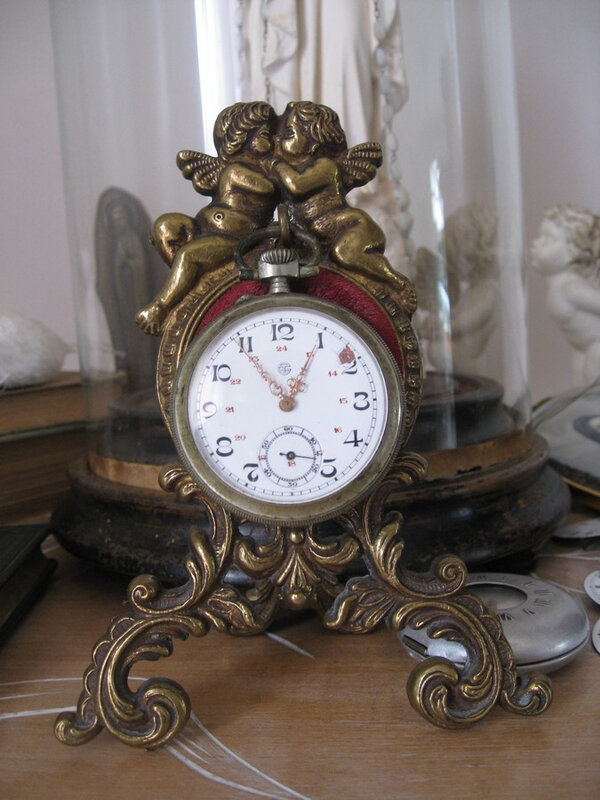 porte-montre gousset