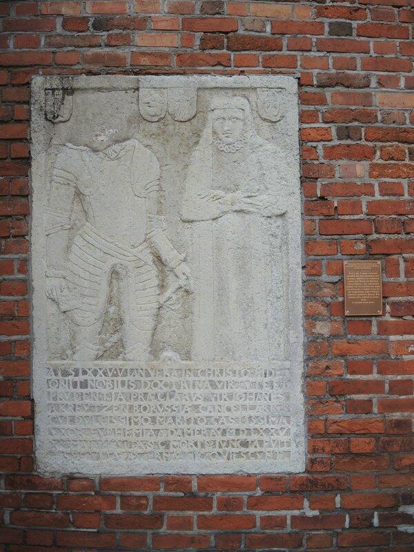 Kaliningrad, cathédrale de Königsberg, tombeau de Kant