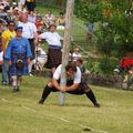 Number 3(a) caber: a shoot-out at high noon