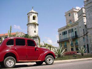 minCastillo de la real fuerza La Havanne Avril 2003