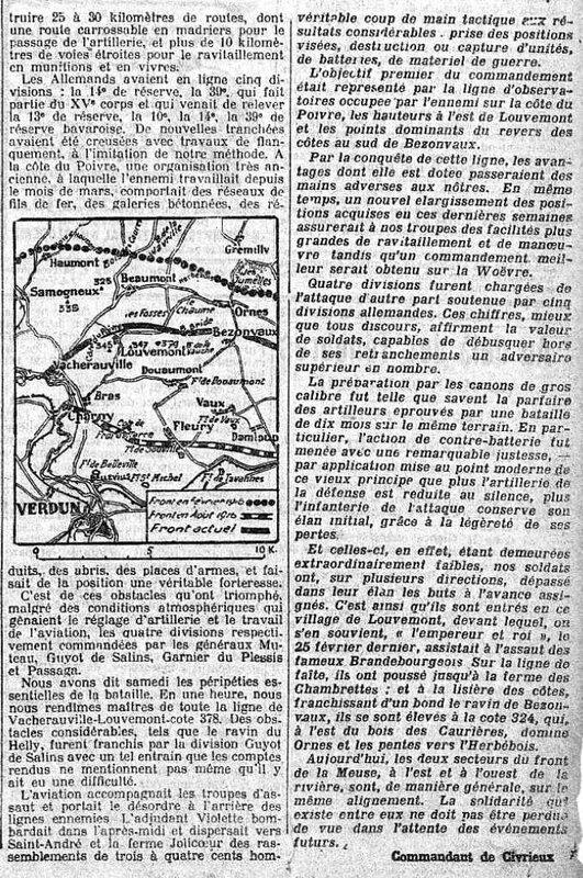 Le Matin 18 12 1916-1