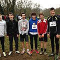 Cross départemental Bischwiller 3/12/14
