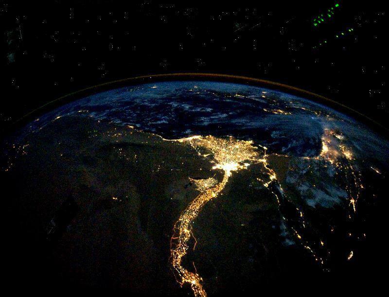 Terre Caire 177 K° étoilée