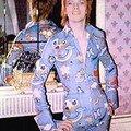 en pyjama..........