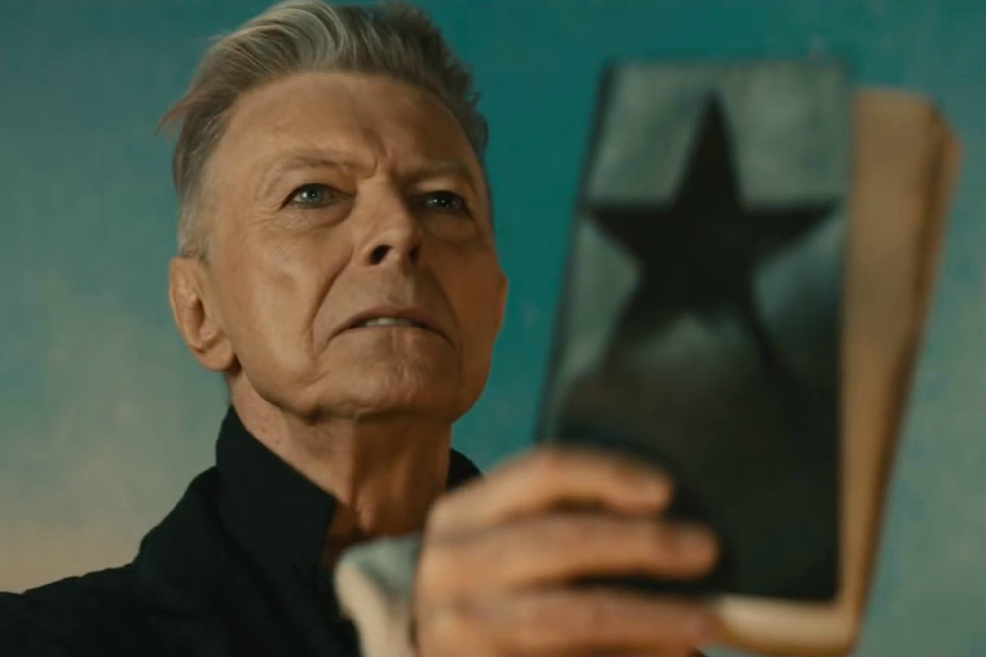 David Bowie Illuminati sacrifice, Antichrist Blackstar Album