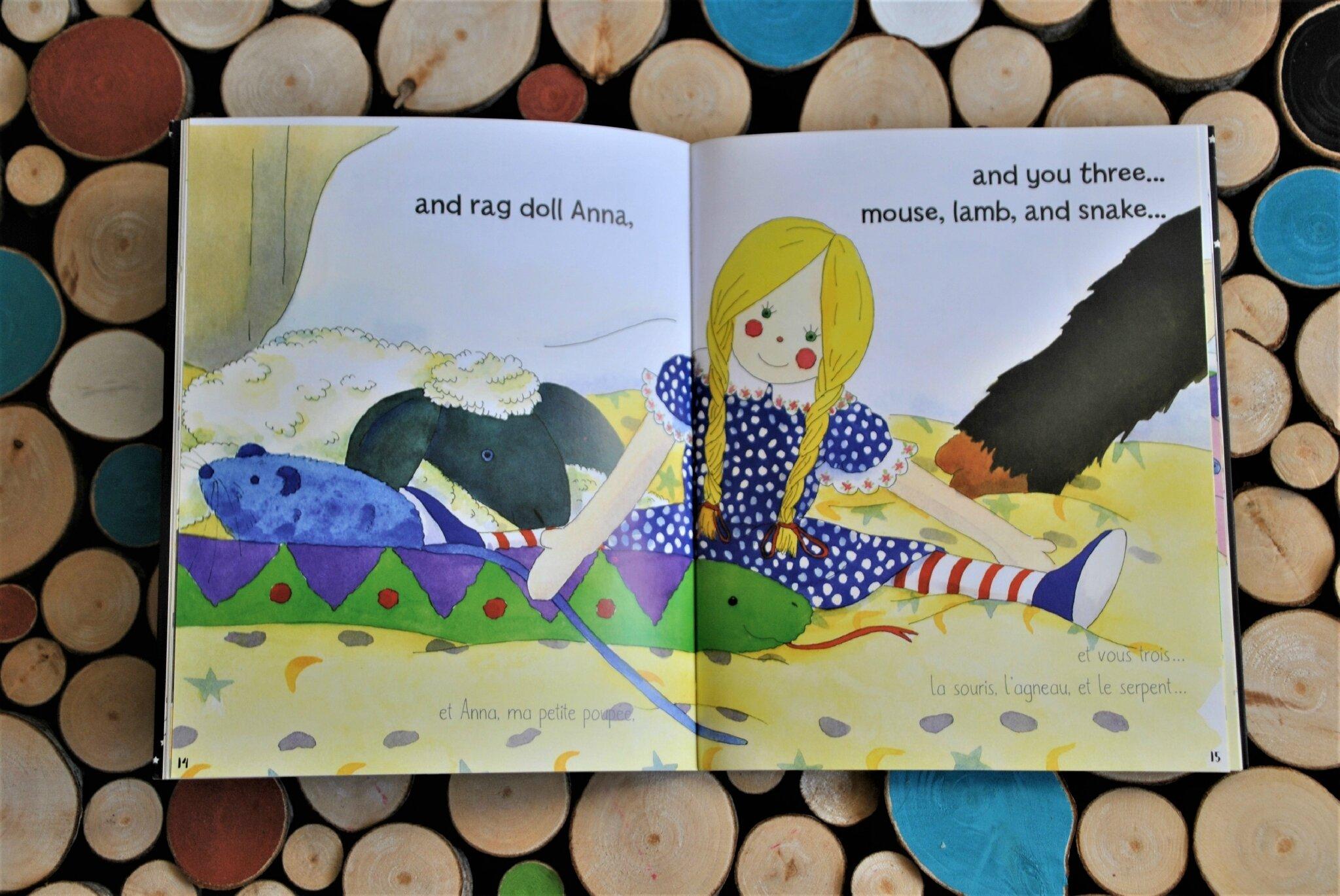 L Anglais Avec Un Accent Parfait Livres Enfants Bilingues L