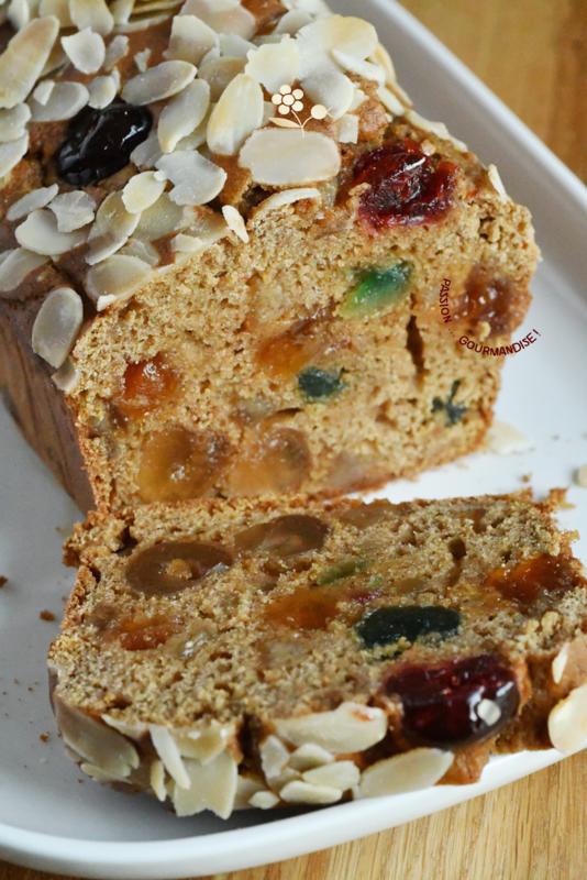 Cake épicé aux fruits confits, raisins secs & patate douce_8
