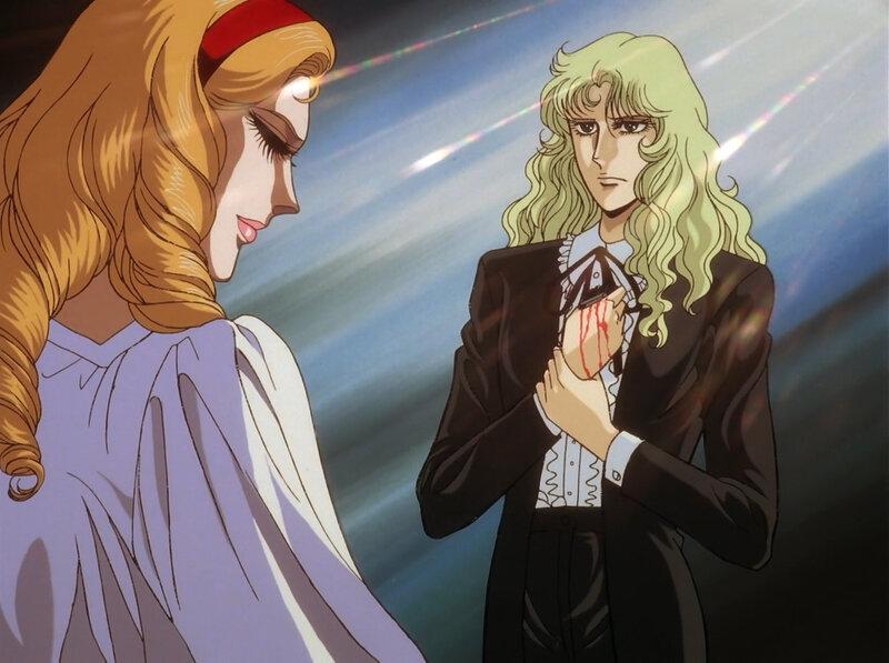 Mangas Séries Oniisama E05 Fukiko Un doute epineux 11