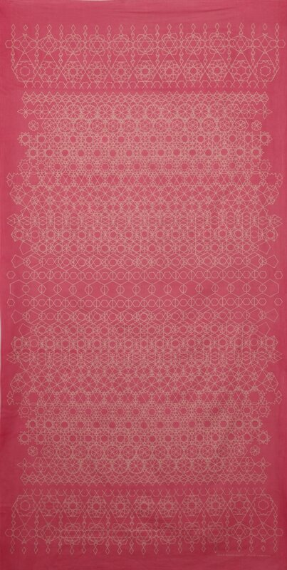 sarong istanbul rose et beige