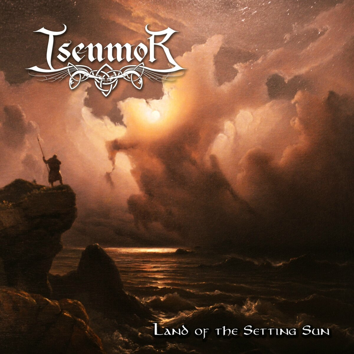 Isenmor - 2015 - Land Of The Setting Sun 1 Front