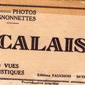 Calais Avant Guerre