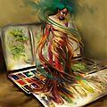 Fais de ta vie une oeuvre d'art.