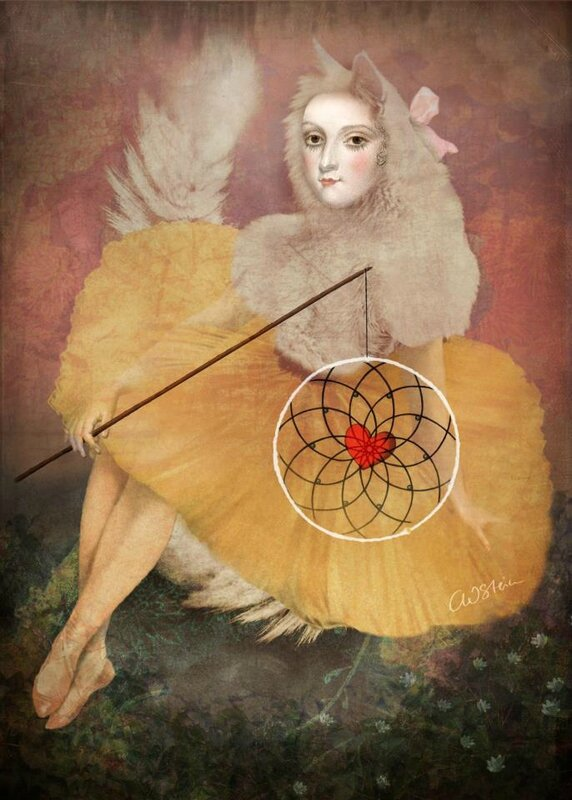 Catrin Welz-Stein - German Surrealist Graphic Designer - Tutt'Art@ (17)