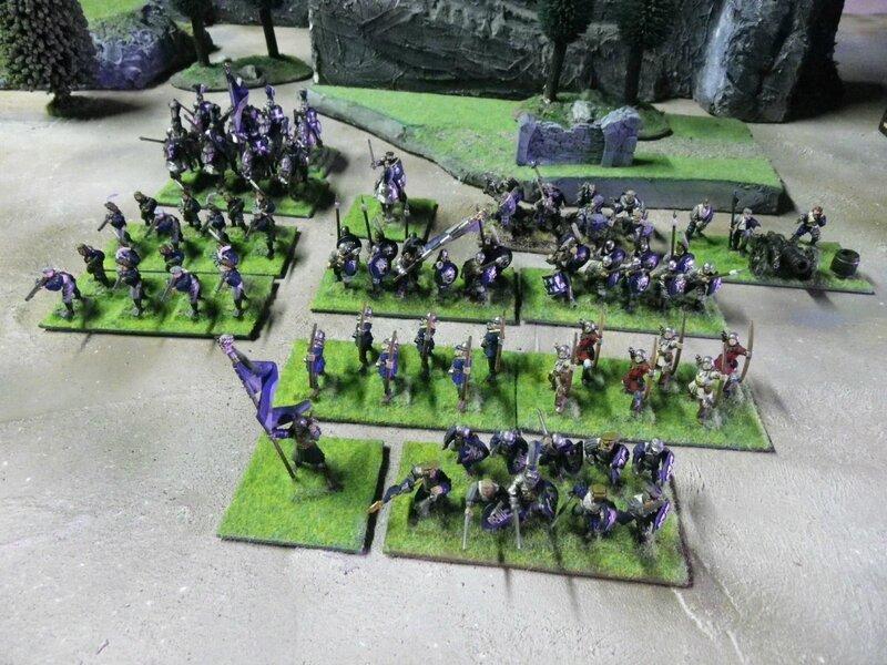 armée humaine pour kings of war